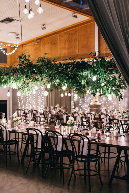Reception at Osteria, Figtree Wedding Photography
