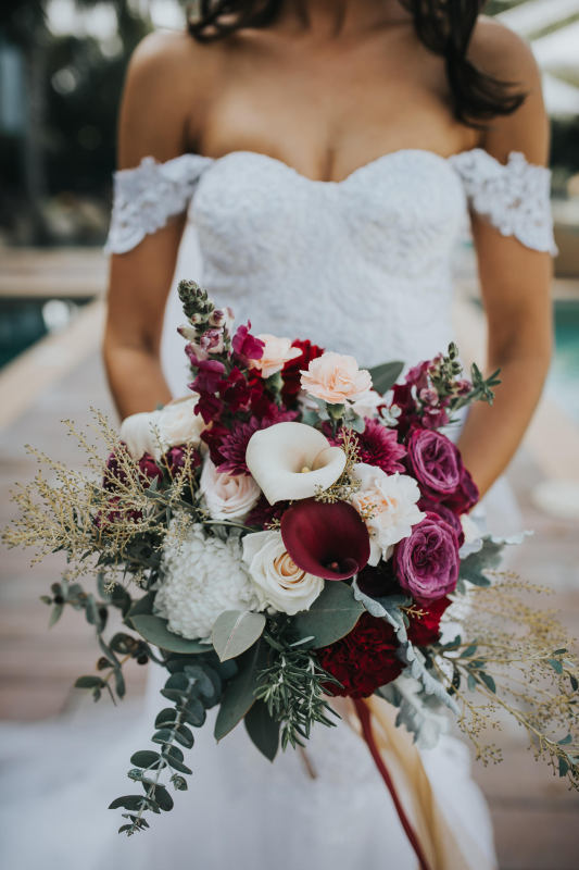 Heidi's bouquet, Wanderer and the Wild Photography