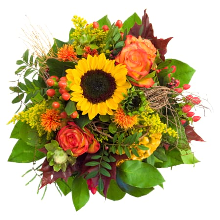 Warm Bouquet Premium Size