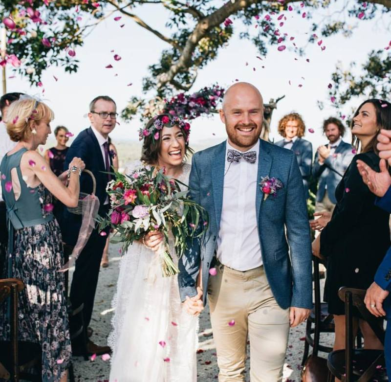Sam and Tom, Figtree Wedding Photography