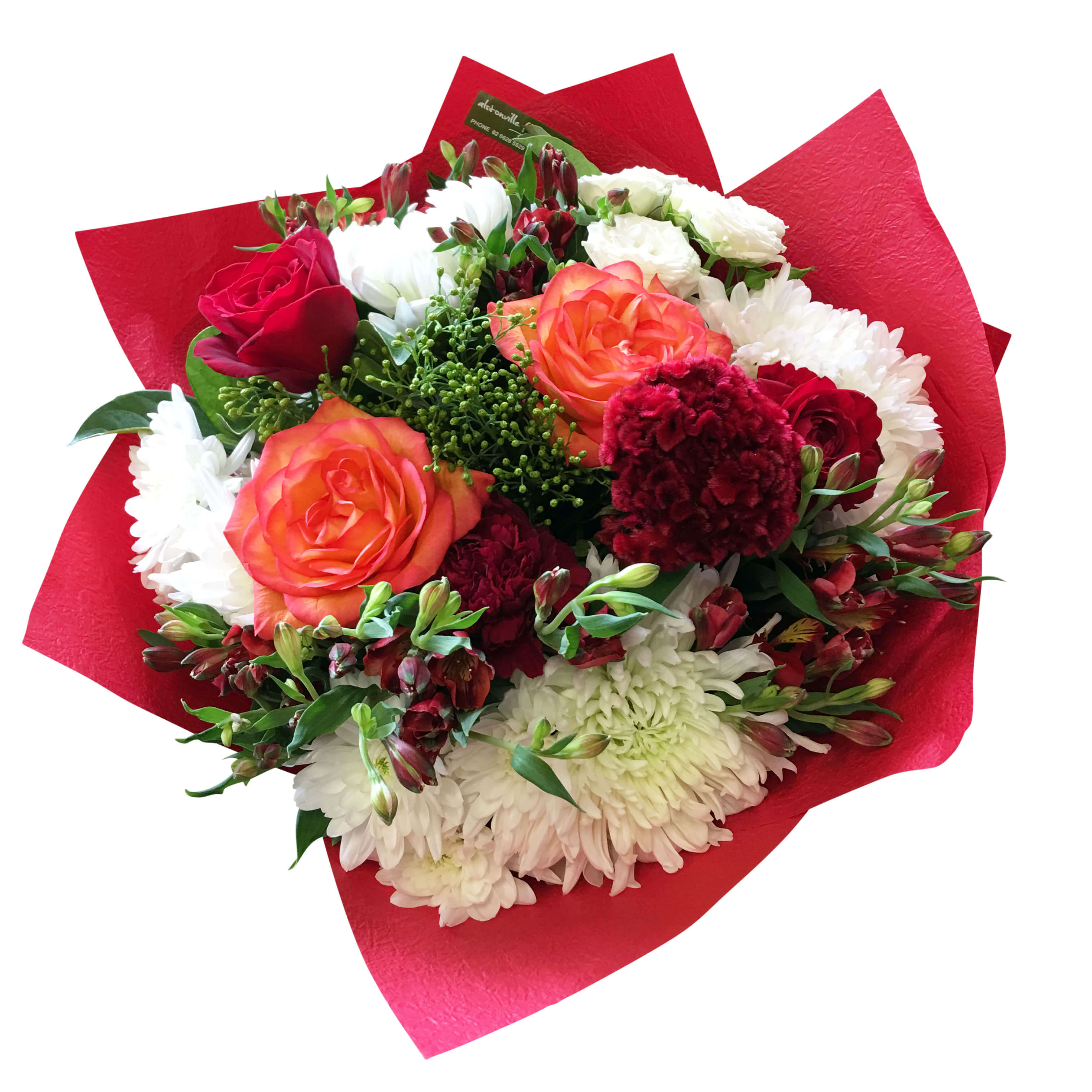 Christmas Bouquet Great Gift Buy Online Now