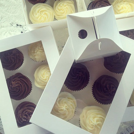 Sweet Obsession Cupcakes (6 Pack)