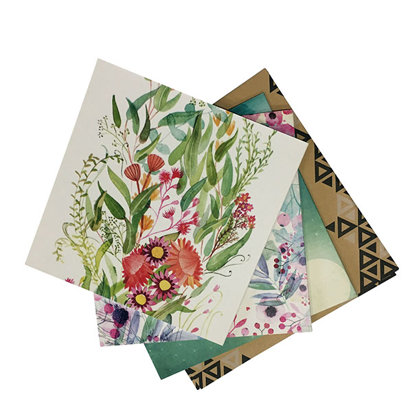 Floral Designs Card